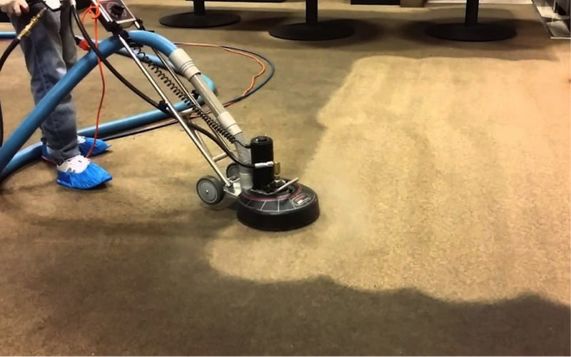 roto commercial carpet cleaning